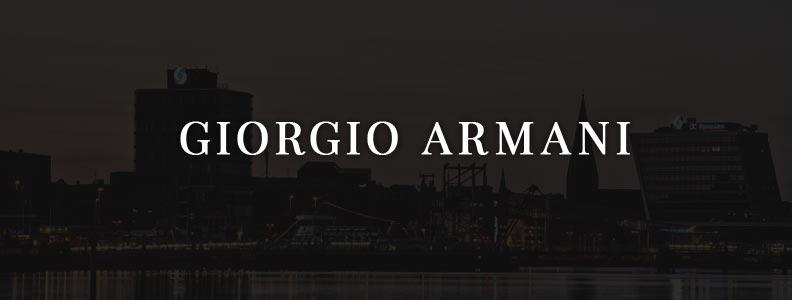 Giorgio Armani Watch, Profumo & Outfit: eleganza unica