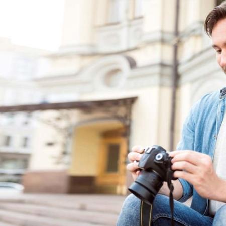 Treppiede della fotocamera - Esposizione senza sfocatura: Treppiede o monopiede