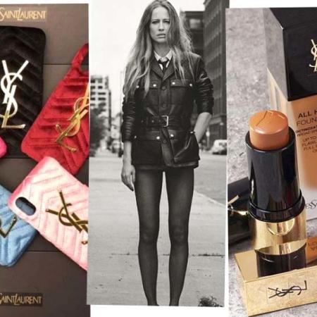 Etichetta di lusso: Yves Saint Laurent - profumi, borse, moda & tendenze