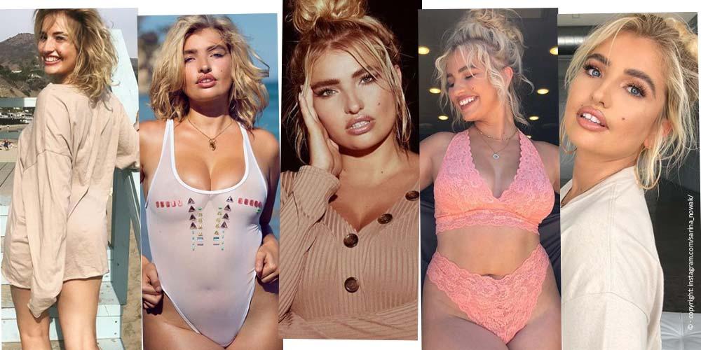 Sarina Nowak - Dal Modello medio infelice al Modello di successo Curvy Model