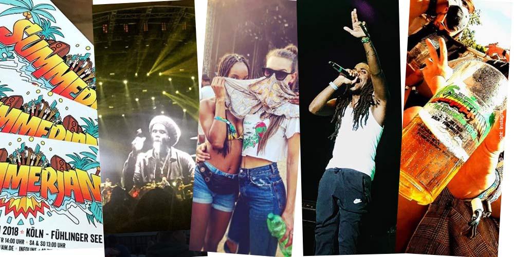 Il Festival Reggae della Germania - Summerjam