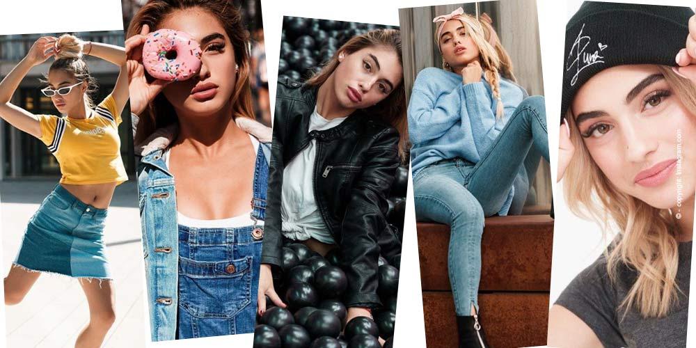 Luna Farina: dalle ragazze WG alla voce