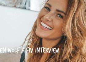 Maren Wolf x FIV Interview – A proposito di amore, giovani talenti e nuovi progetti