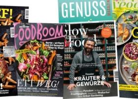 Cosa cucinare oggi? Le migliori riviste in Germania per cucinare e cuocere al forno