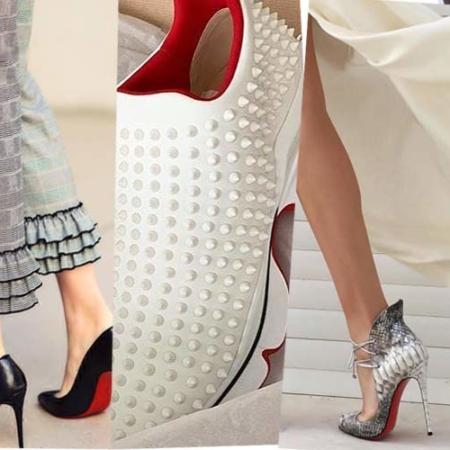 Louboutin: La scarpa con la suola rossa