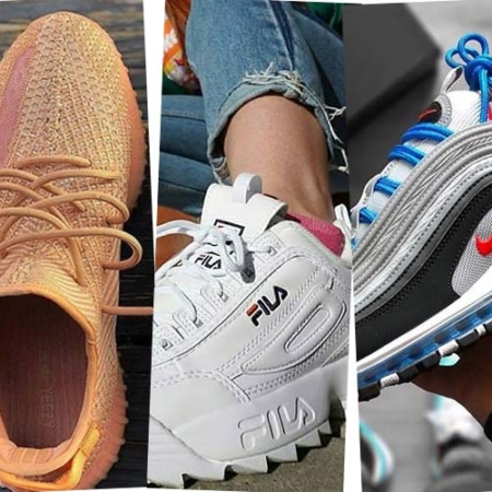 Shoes for everyday life: Comfortable and fashionable - the best sneakers 2019