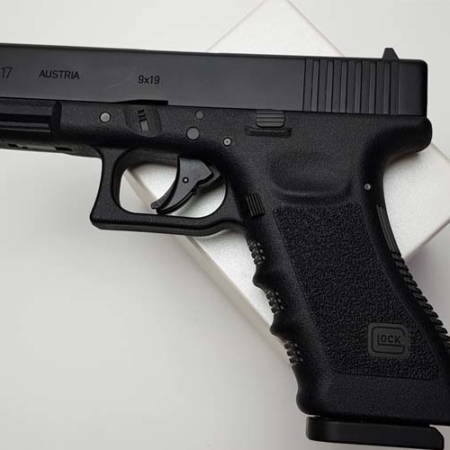 Acquista Glock 17 Blowback CO2 pistola - Recensione e test di tiro