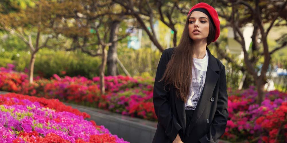 Influenzatore russo: Emira Bugerra su bellezza, lifestyle e moda