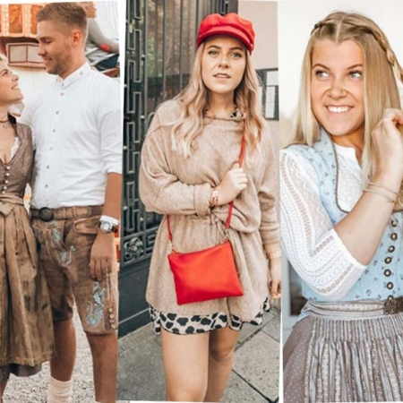 Influencer Kleinstadtcoco i su amico, negozio online + consigli e trucchi per i viaggi e bellezza