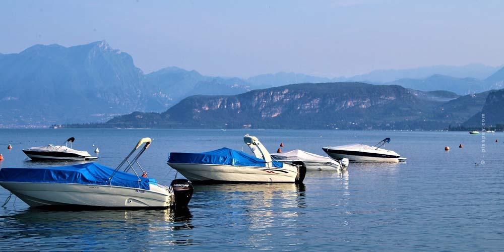 Il più grande lago d'Italia: Lago di Garda - Camping & Vacanze