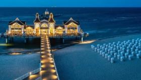 Vacanze in Germania: viaggio in città e campeggio & vacanza al mare