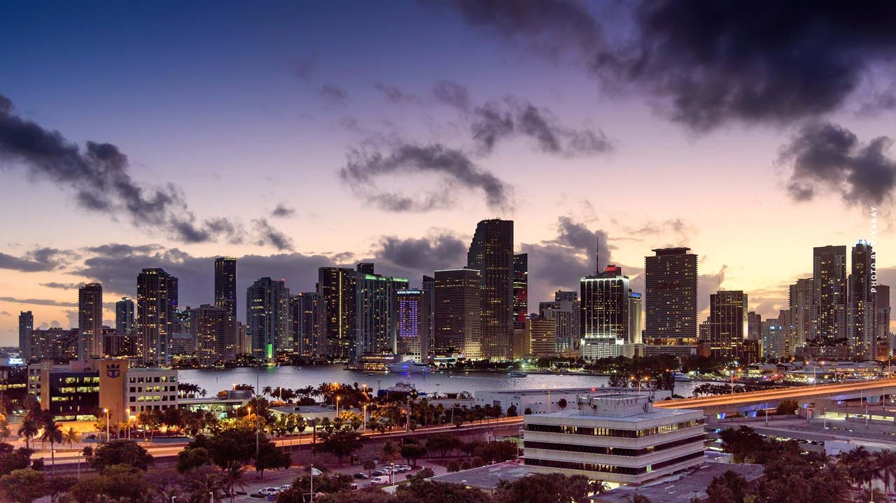 Miami: Vacanze in città, Spiaggia, Attrazioni, Mappa e Meteo - Suggerimenti