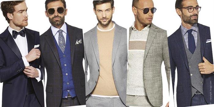 Abiti da uomo: abbigliamento per uomo - tendenze & consigli