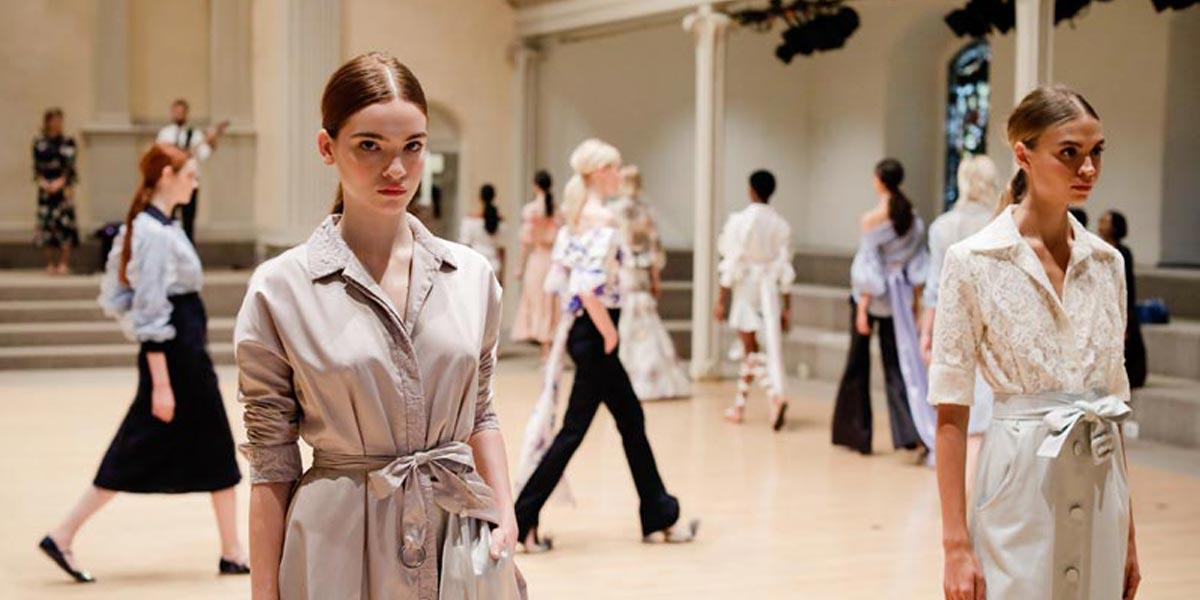 Moda dalla Corea: Yuna Yang alla settimana della moda di New York