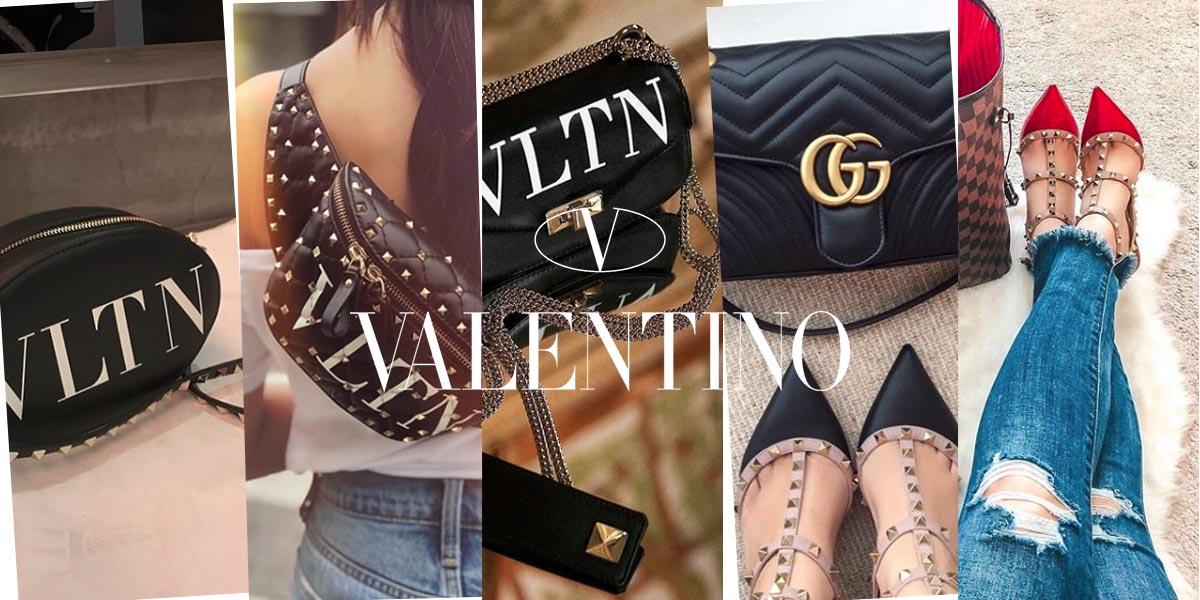 Valentino: Borsa, scarpe & accessori - Il marchio del lusso italiano