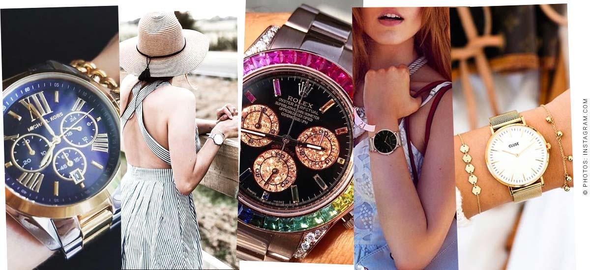 Orologi di lusso donna