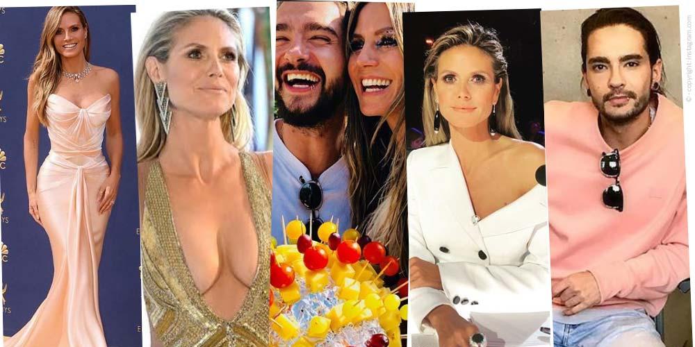 Il matrimonio celebrità dell'anno - Heidi Klum & Tom Kaulitz