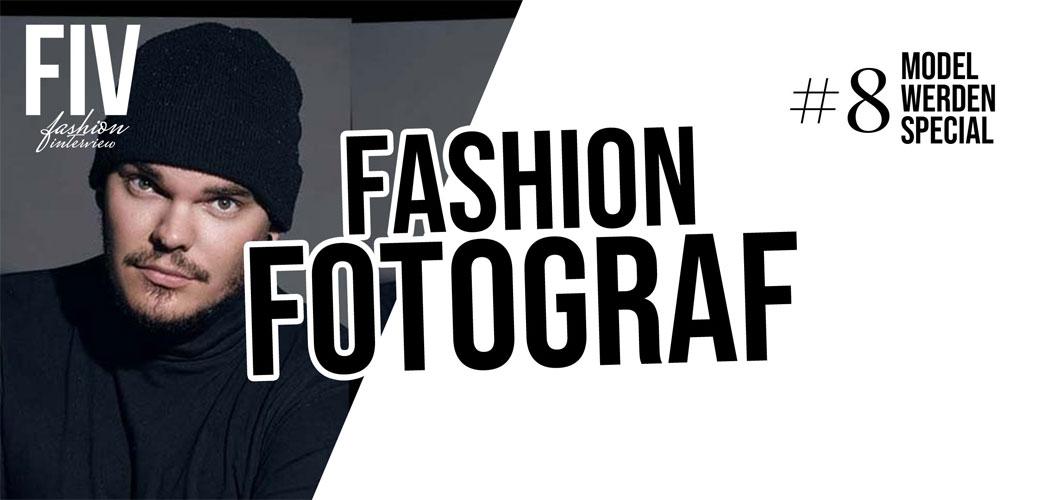 Intervista al fotografo di moda Oliver Rudolph - Diventa un modello speciale #8