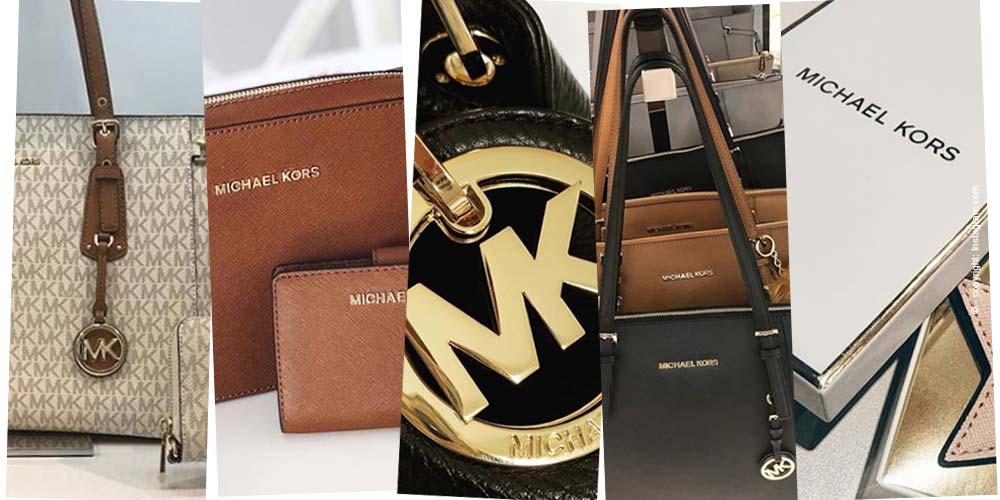 Marchio di lusso: borse, profumi e orologi Michael Kors