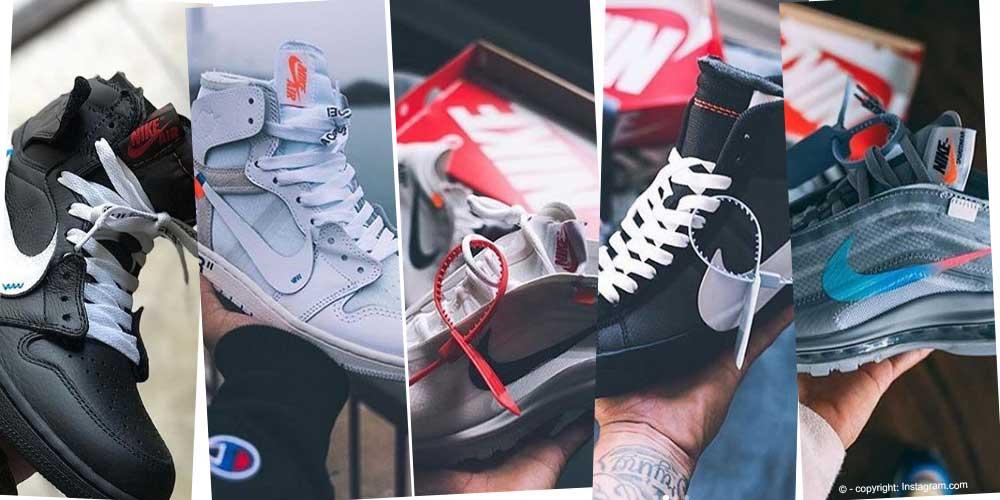 Tendenze scarpe da ginnastica: scarpe sportive & modelli - Vans, Nike, Reebok & Adidas