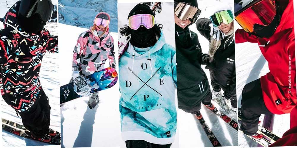Le ultime tendenze delle giacche da sci da donna per la stagione invernale 2018/2019