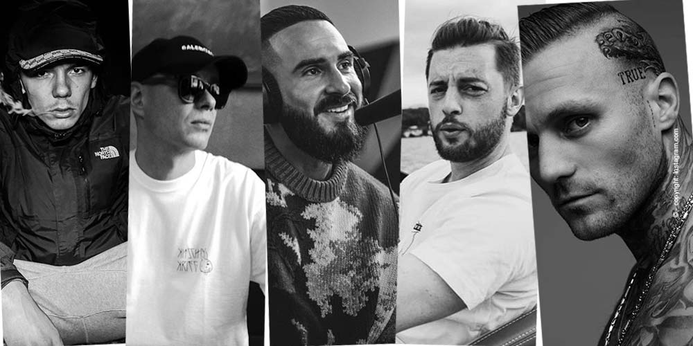 Top 5 - rapper noti Germania