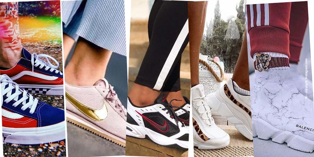 Shopping online di scarpe: Tendenze per donne e uomini 2019