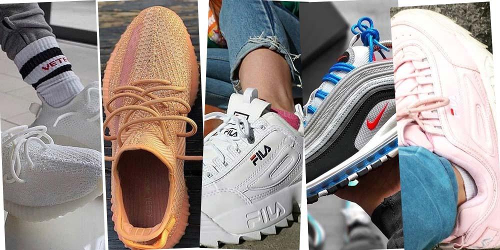 Scarpe per la vita di tutti i giorni: comode e alla moda - le migliori sneakers 2019