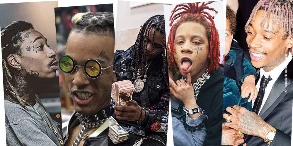 Khalid, Wiz Khalifa e Lil Wayne - è necessario conoscere questi rappers