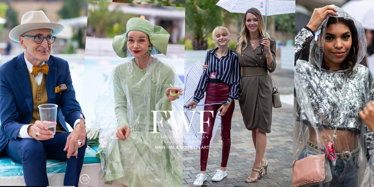 FWF - Finali della settimana della moda di Berlino estate '19: ospiti e outfit