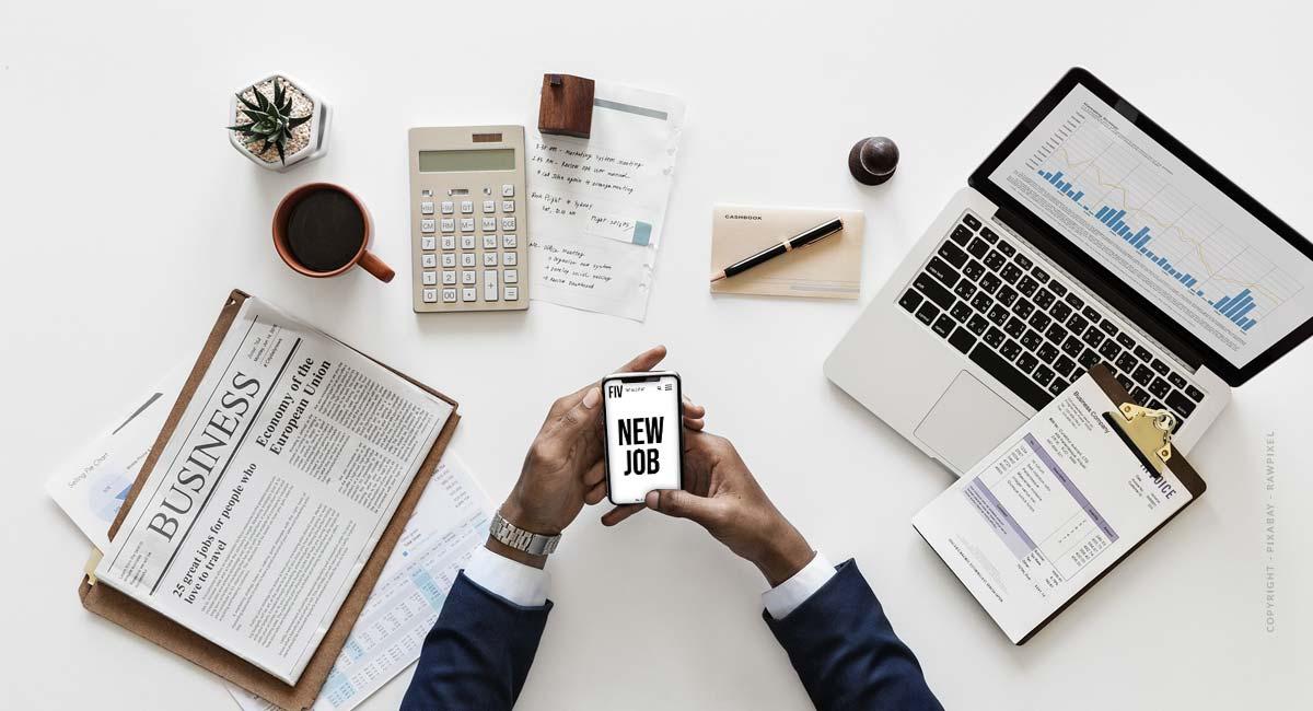 Nuovo lavoro? Preparazione ai colloqui di lavoro - online e gratis