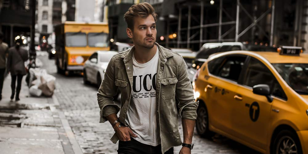 Jonas Maier: influencer e modello maschile - Moda, stile di vita, fitness e viaggi