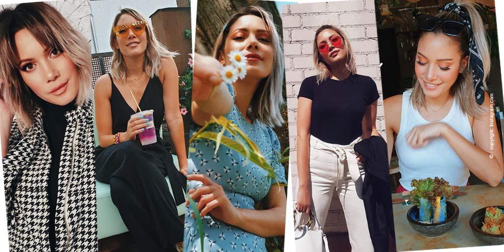 Influencer Funnypilgrim su moda, bellezza e cibo