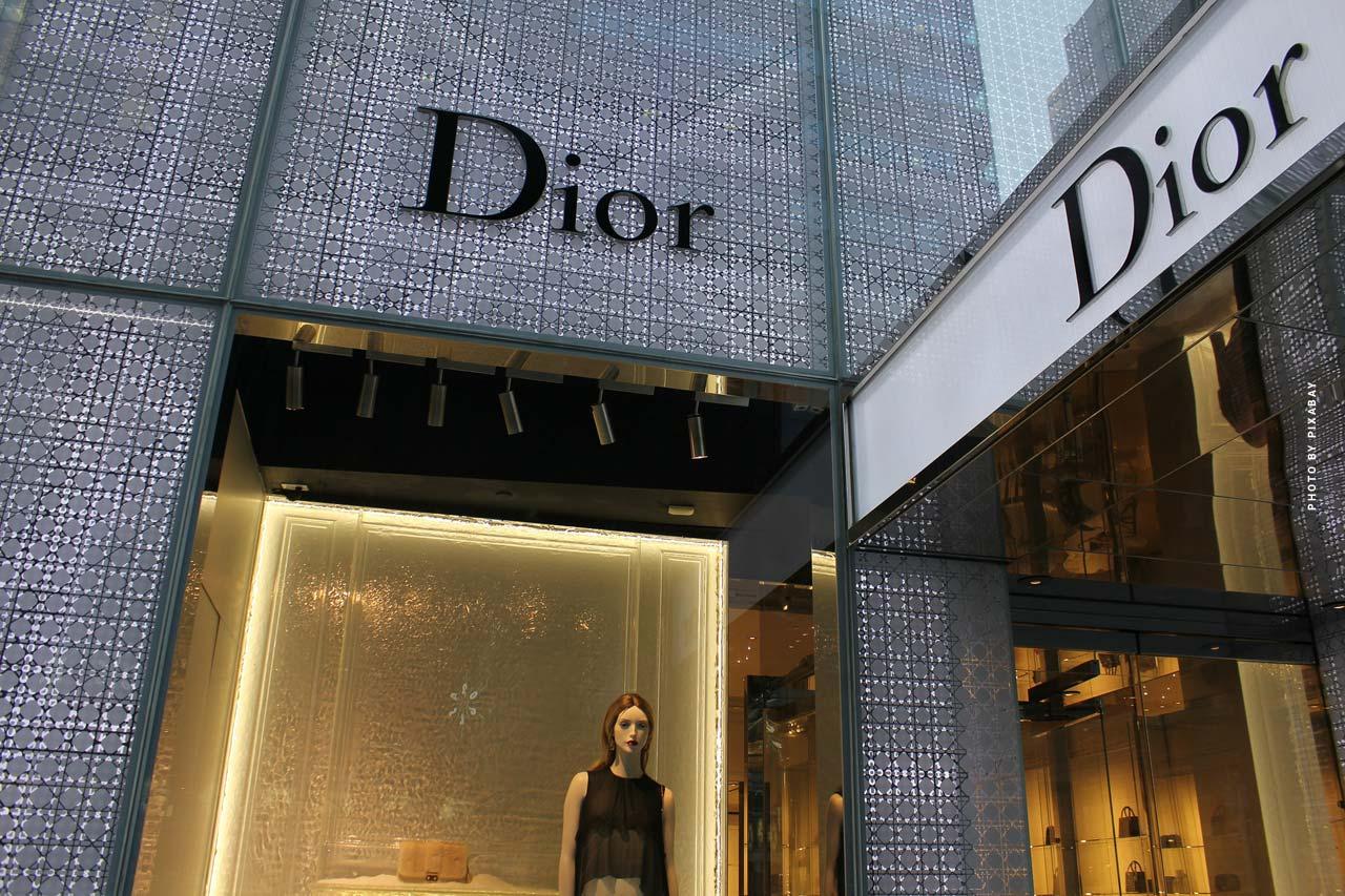 Christian Dior - disegni senza tempo fino alle fragranze più squisite