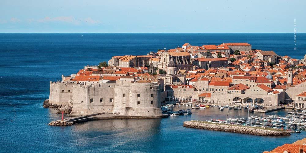 Croazia: Luoghi d'interesse, case vacanza e campeggio - Consigli di viaggio per le vostre vacanze