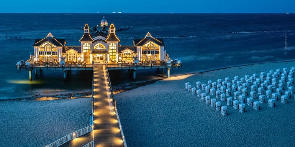Vacanze in libertà: Visite, appartamenti & Campeggio - Viaggi per l'isola del Mar Baltico