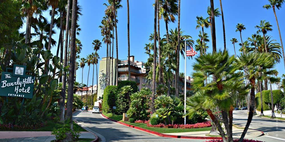Los Angeles: I 34 migliori hotel a Beverly Hills, Hollywood & Co.