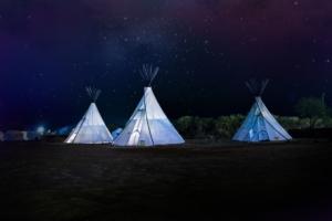 Glamping: Campeggio di lusso - Alloggi in Olanda, Francia e sul mare
