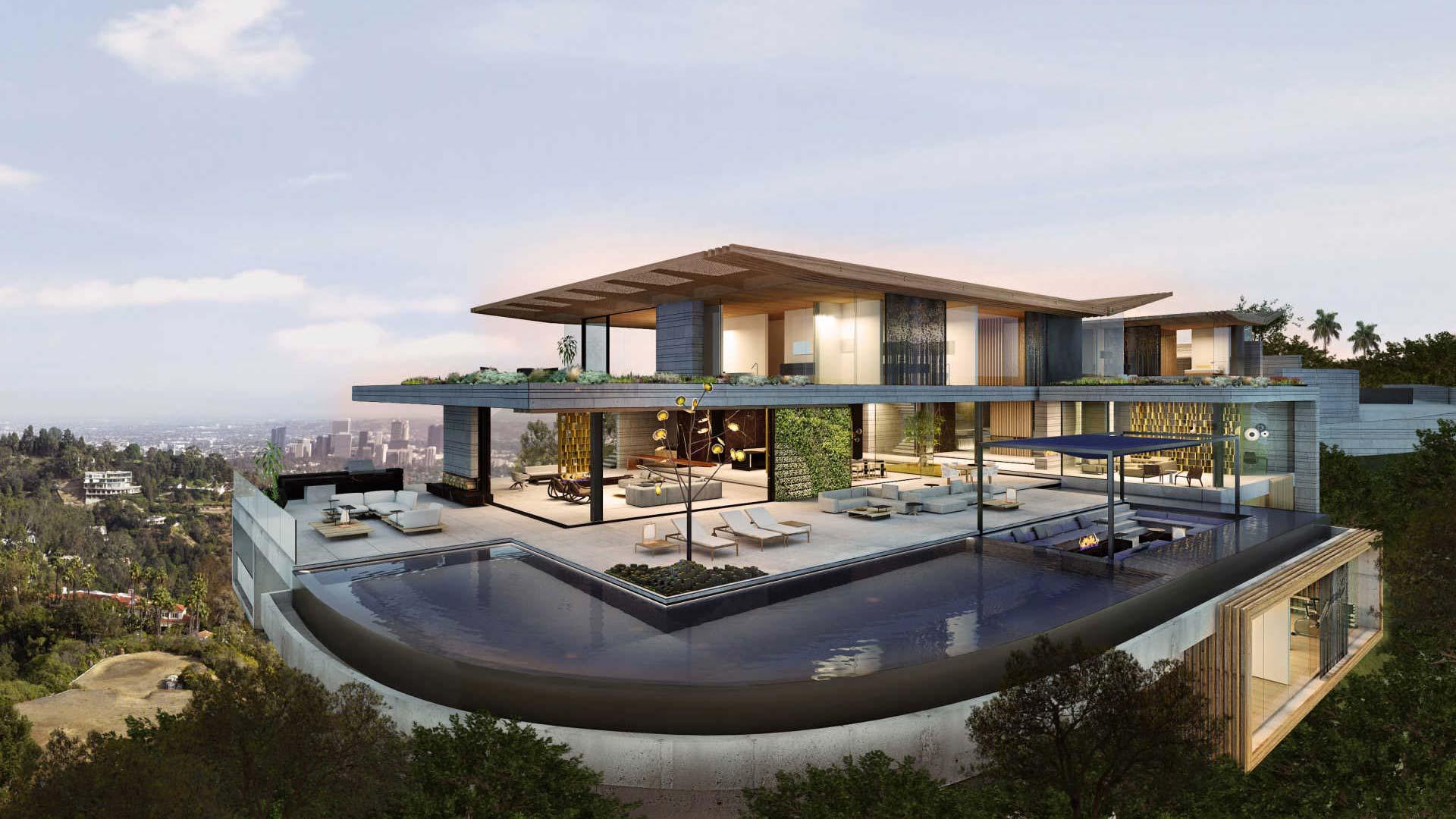 Immobili di lusso a Los Angeles: i punti salienti di Lukinski - Complotti fino a 6,5 milioni di dollari!