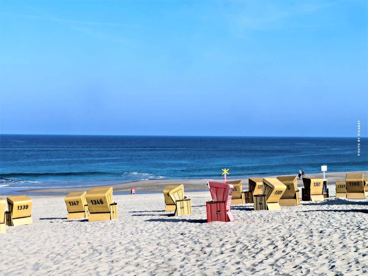 Vacanze sul Mare del Nord: Attrazioni, appartamenti e case per le vacanze, campeggi & Co.