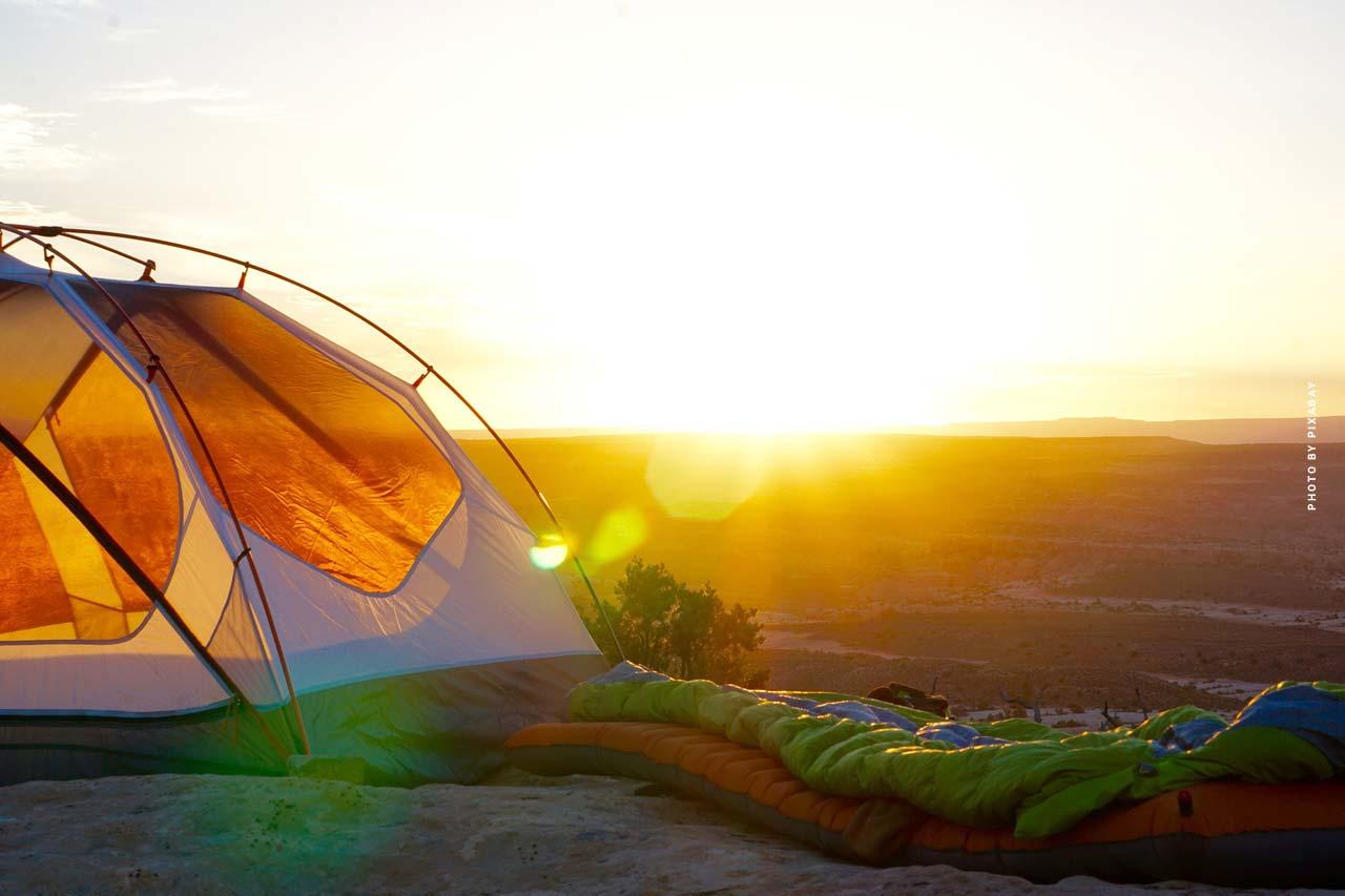Impregnazione e cura - Impregnazione, cura e protezione adeguate per la vostra tenda