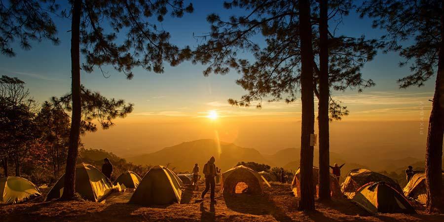 Camping XXL: Campeggio, accessori, destinazioni e consigli - guida gratuita!