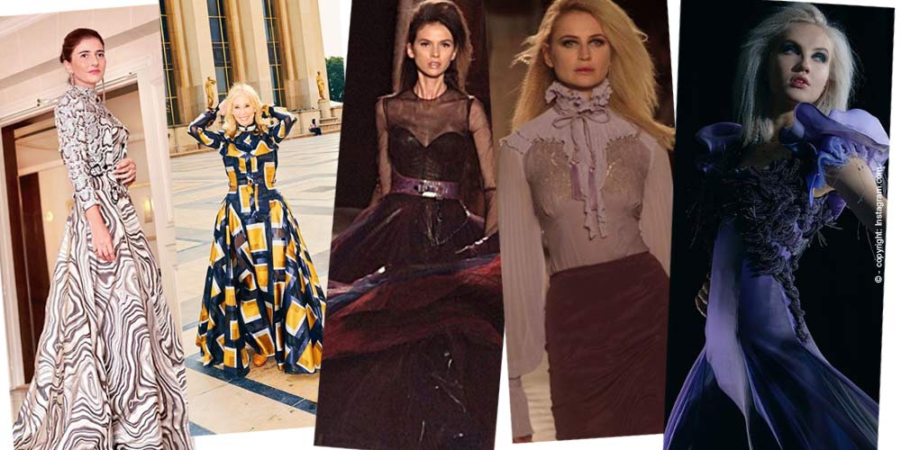 Ritratto: Julien Fournie- designer per abiti Haute Couture