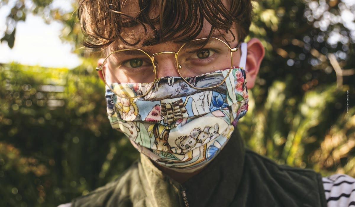 Cuci le tue maschere: modelli emozionanti, tessuti lavabili e istruzioni dettagliate