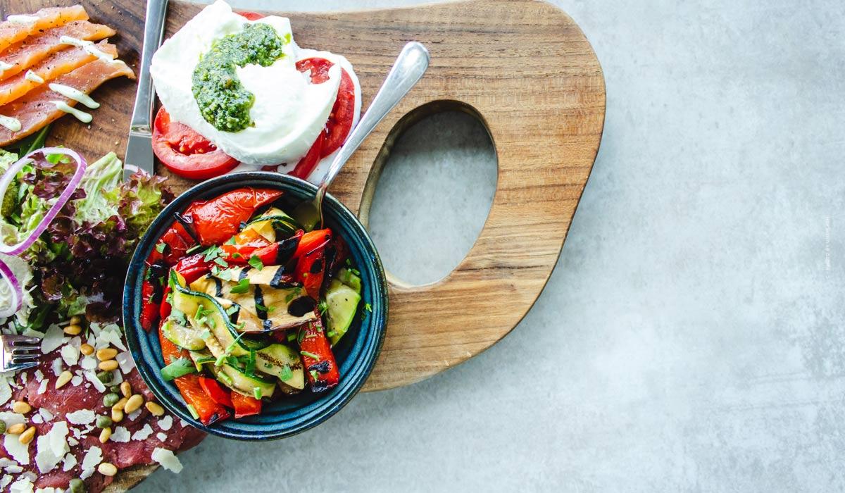 Semplici piatti estivi: ricette veloci con e senza carne - freddo e caldo un piacere!