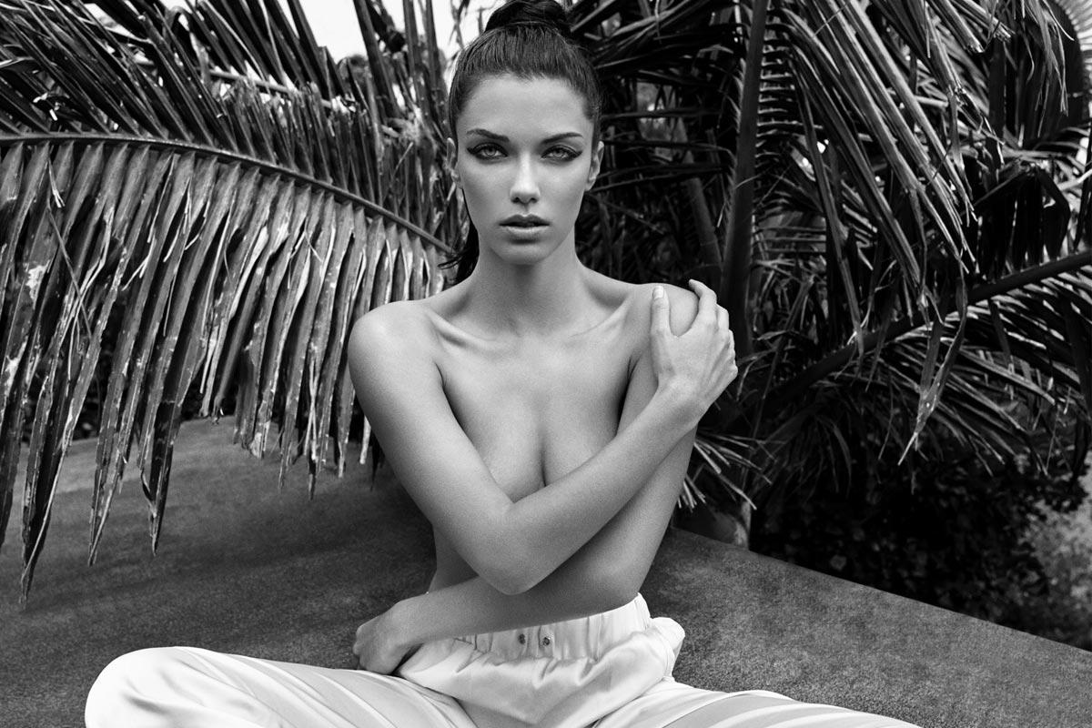 Modella Anna Christina Schwartz: moda, bellezza e stile di vita