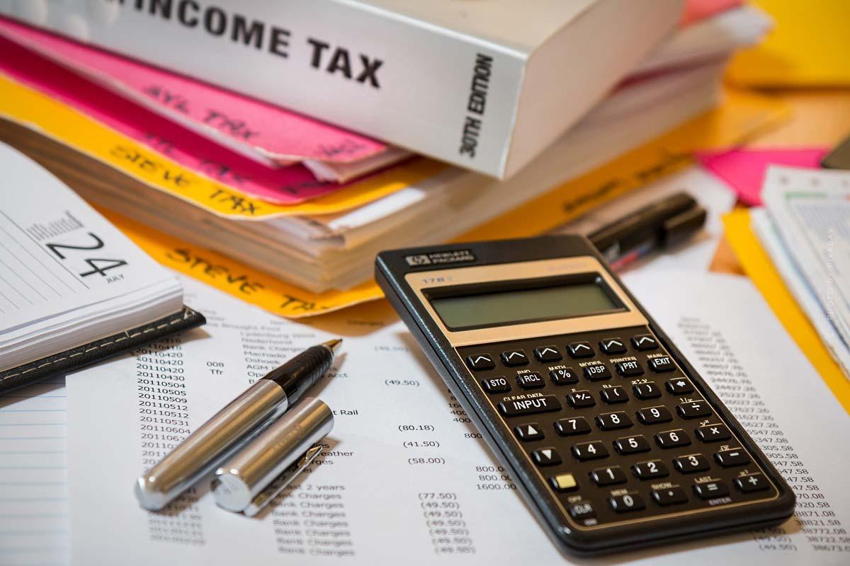 Risparmiare le tasse: Da dove comincio! Reddito, società, accumulo di beni - esempi