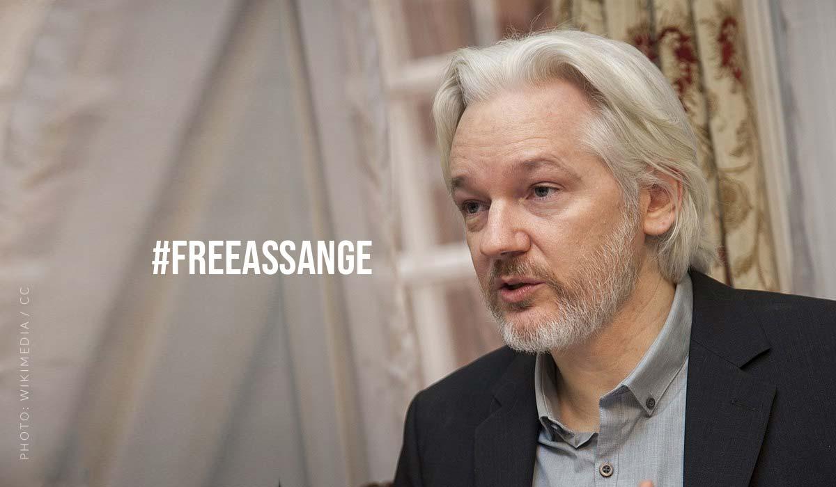 Free Assange Petition