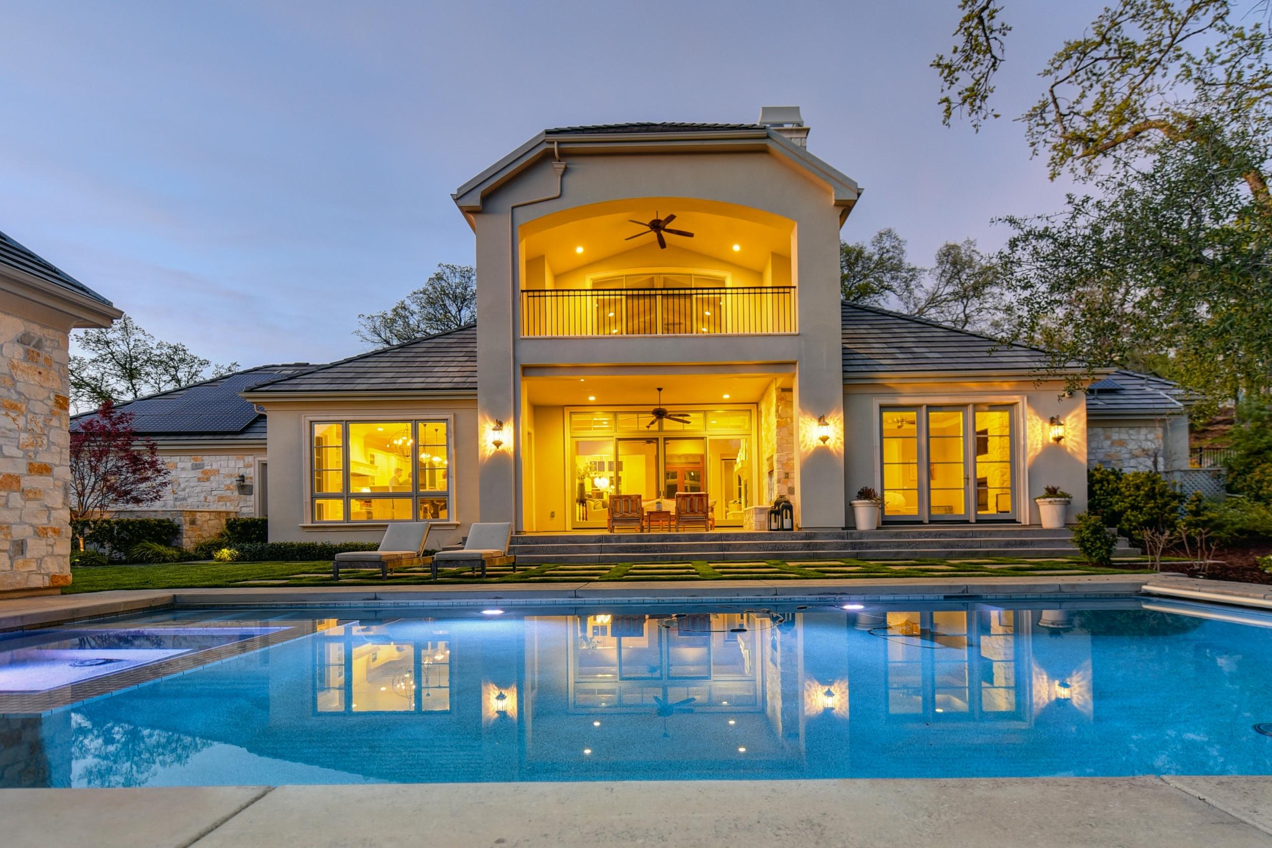 Kris Jenner: Tour della casa a Los Angeles