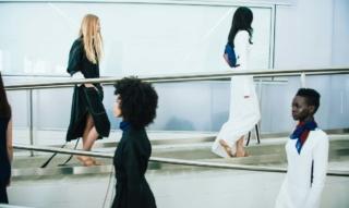 Nadja Auermann: La modella con le gambe più lunghe del mondo